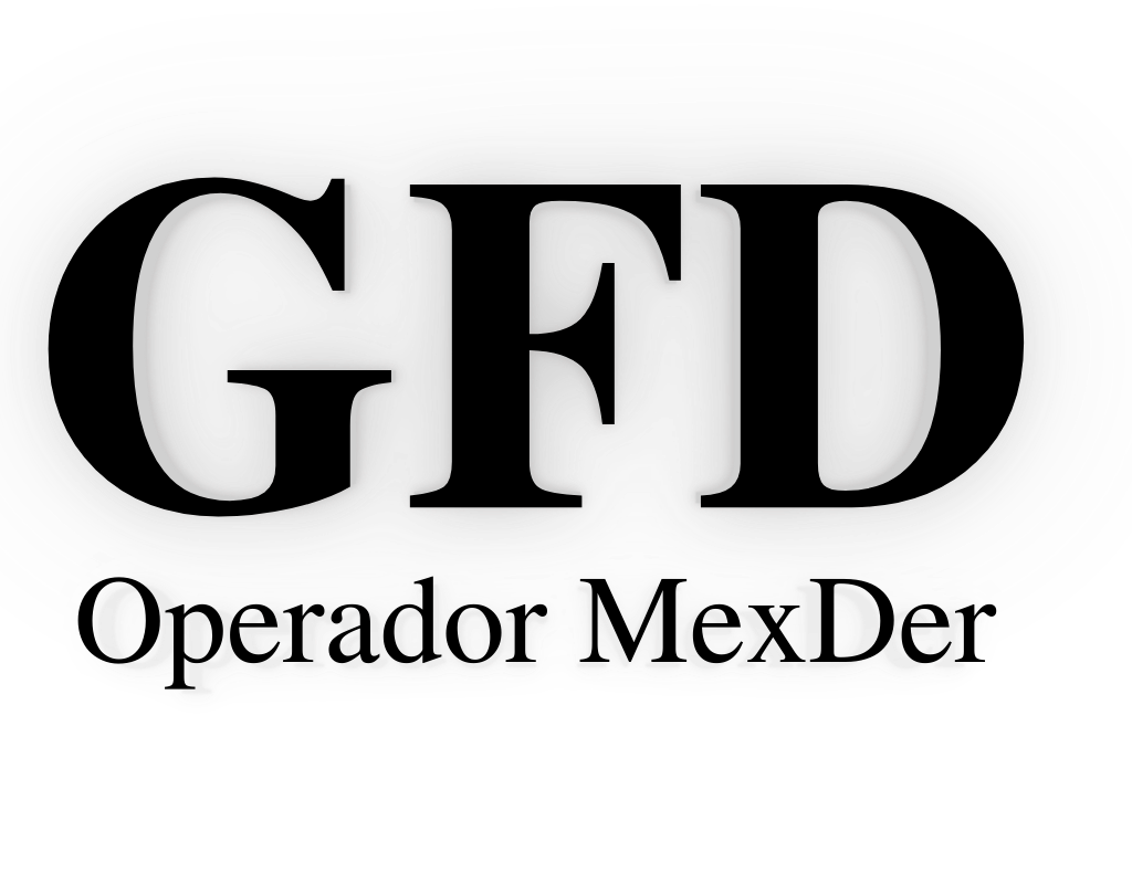 Logo GFD MexDer